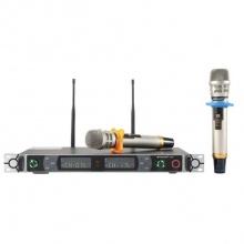 OK-330高级全金属专业舞台KTV无线U段话筒